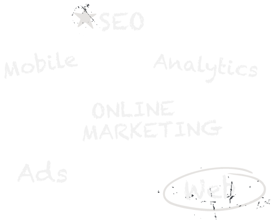Online Marketing: Mobile, SEO, Analytics, Ads & Web